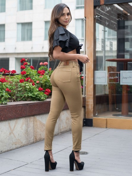 Jean mujer, Esplendida