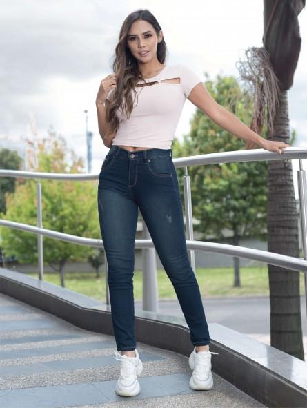 Jean mujer, Atractiva